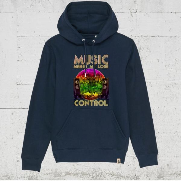 Music Makes Me Lose Control | Hoodie