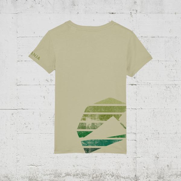 Kompanja Logo Stripes back | T-Shirt Kids