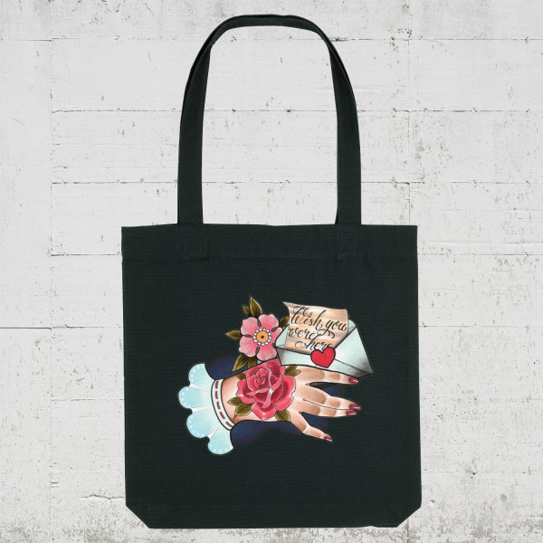 Wish you were here | Tote Bag HLP Artists