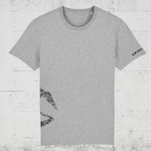 Kompanja Logo uni back   T-Shirt Men