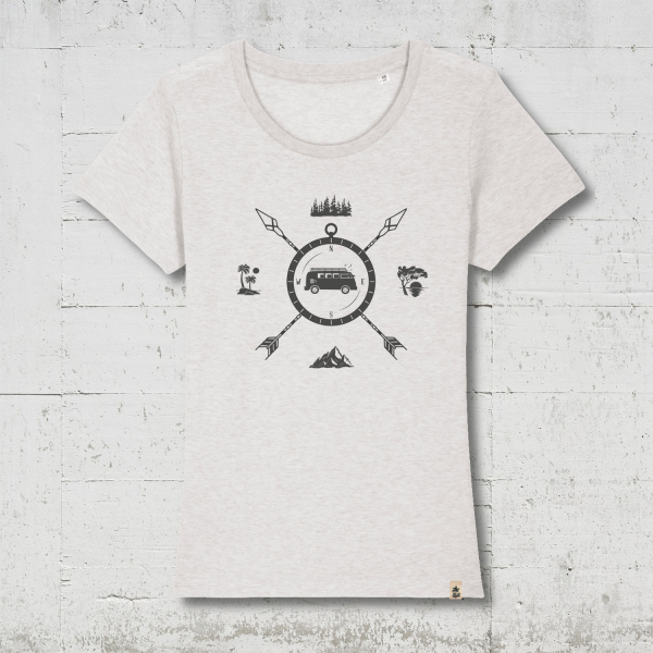 Van on Tour   T-Shirt Women