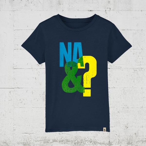 Na &? | T-Shirt Kids