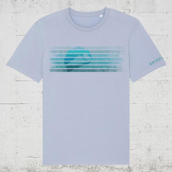 Kompanja Logo Stripes front | T-Shirt Men