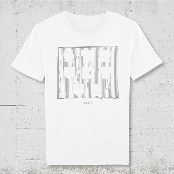 Oska - Struktur | T-Shirt Men HLP-Artists