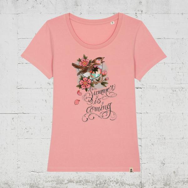 Summer is coming | HLP Artists T-Shirt Women