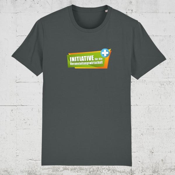 Logo Initiative für die Veranstaltungswirtschaft | T-Shirt Men