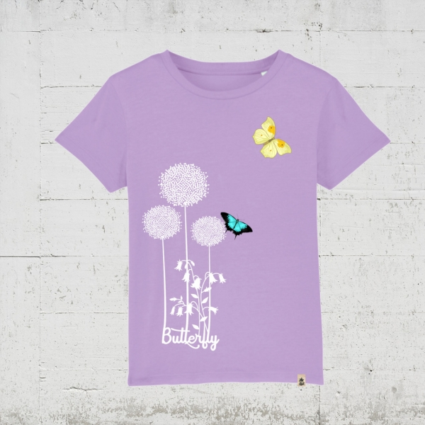 Butterfly Flower | T-Shirt Kids