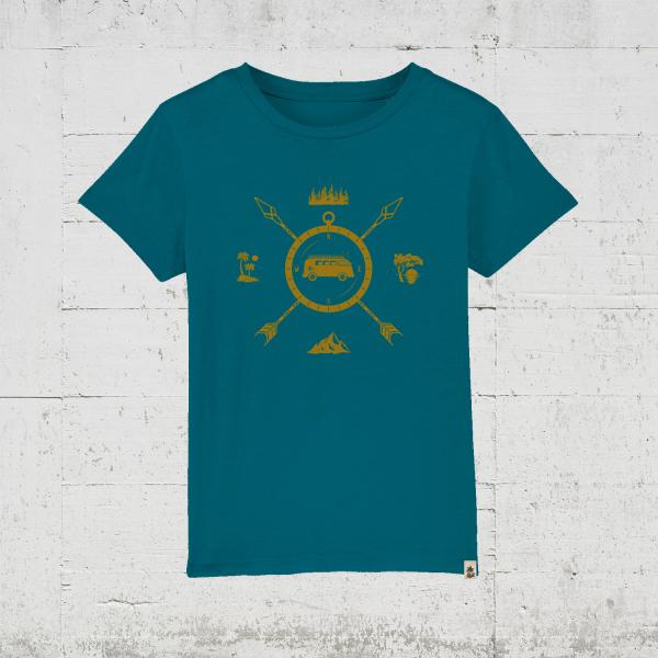 Van on Tour | T-Shirt Kids