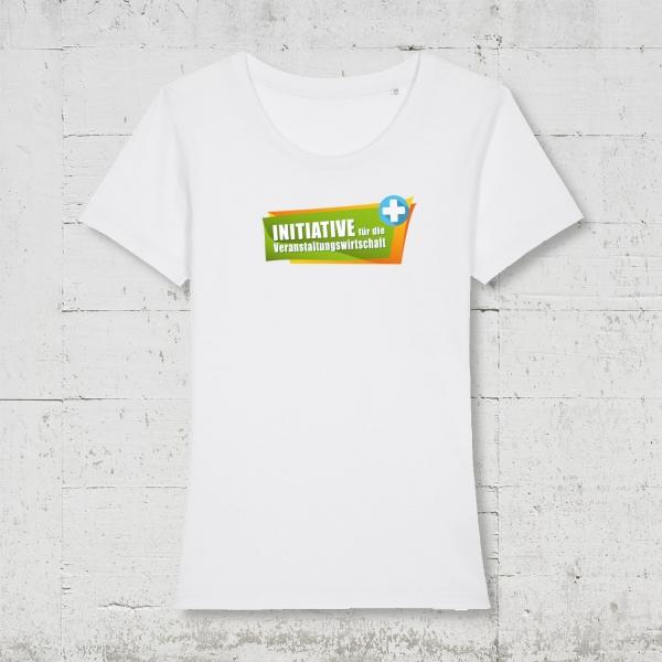 Logo Initiative für die Veranstaltungswirtschaft | T-Shirt Women