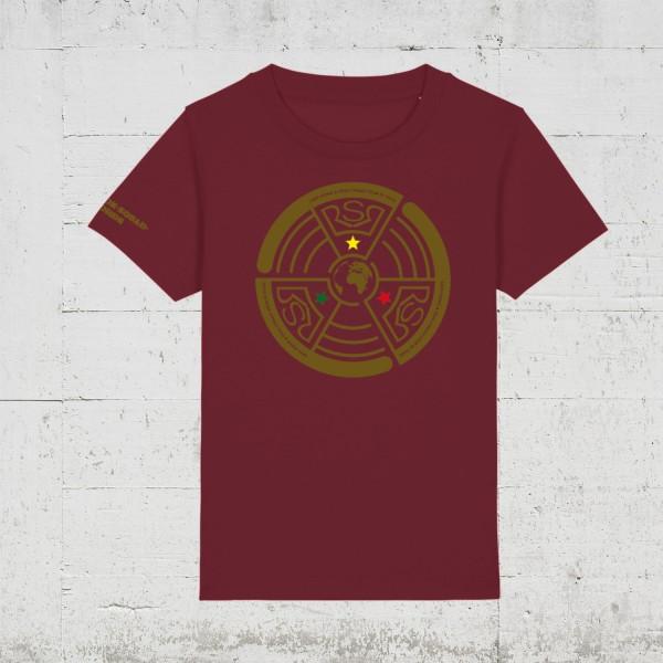 Radiation Squad Logo   T-Shirt Kids