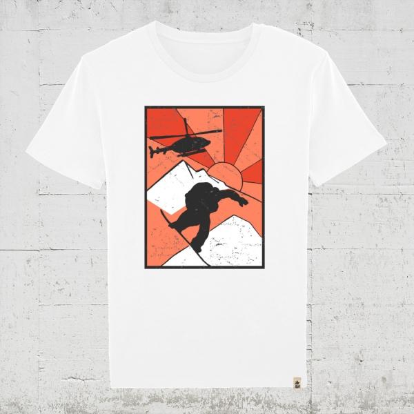 Heliboarder | T-Shirt Jungs