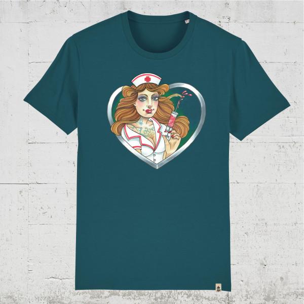 Love Injection | T-Shirt Men HLP Artists