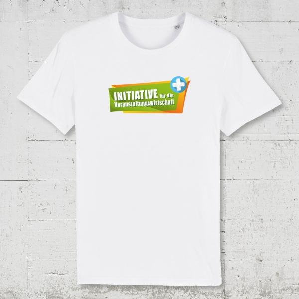 Logo Initiative für die Veranstaltungswirtschaft   T-Shirt Men