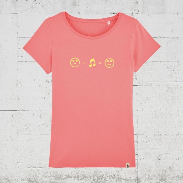 sad. music. happy. | T-Shirt Women