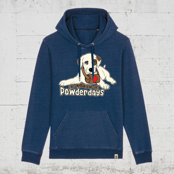 No Friends On Powderdays | Hoodie