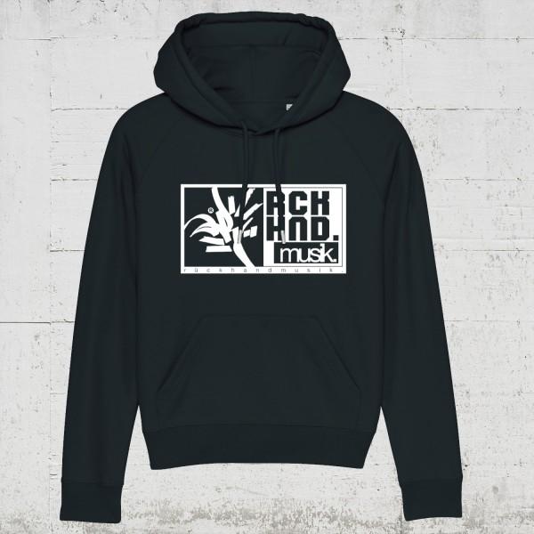 Rückhandmusik Logo | Hoodie Women HLP Artists