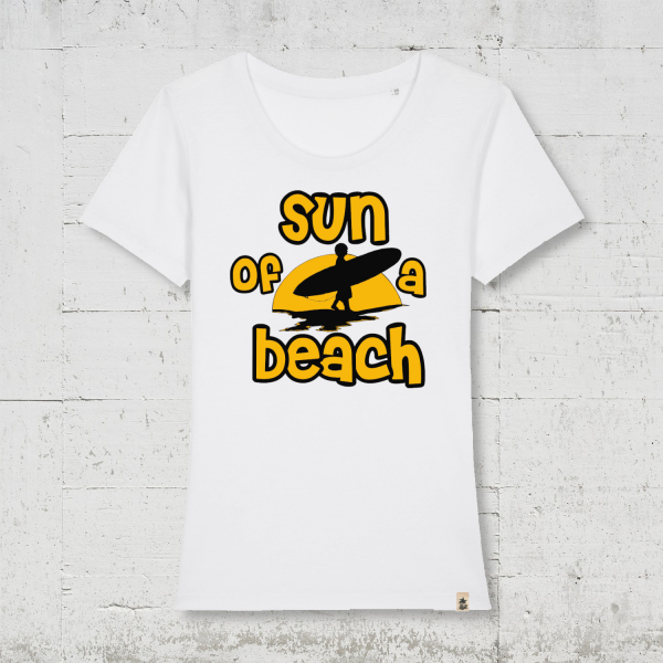 Sun Of A Beach | T-Shirt Women