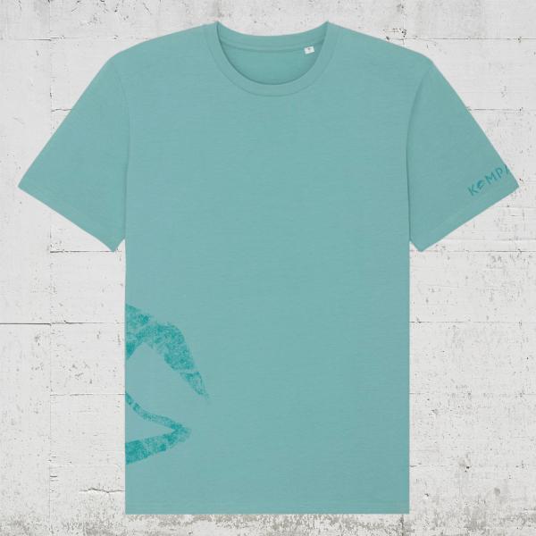 Kompanja Logo uni back | T-Shirt Men