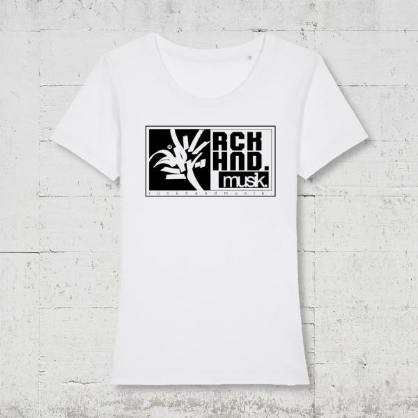 Rückhandmusik Logo | T-Shirt Women