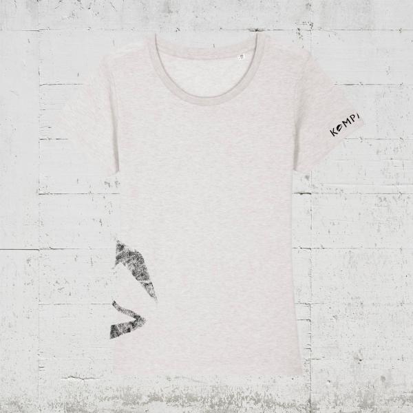 Kompanja Logo uni back   T-Shirt Women