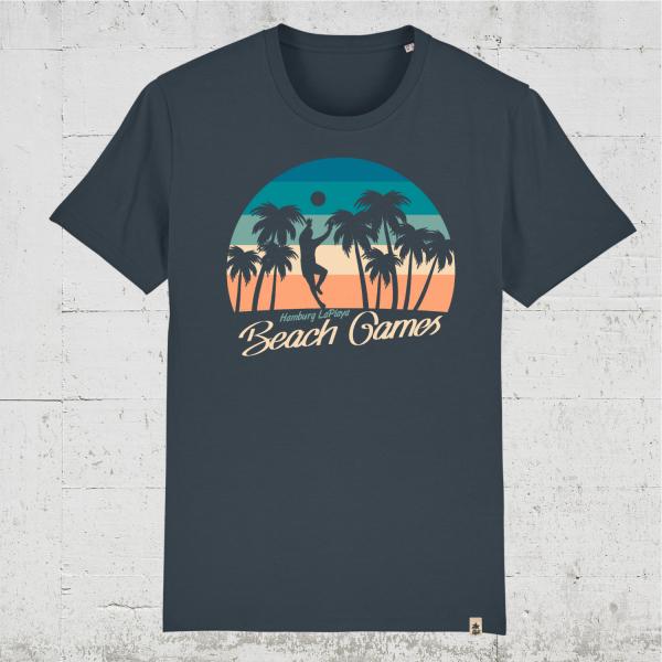 HLP Beach Games   T-Shirt Men
