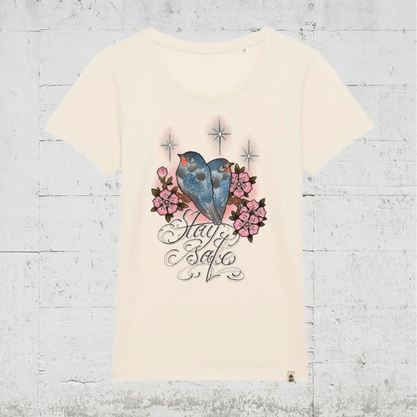 Stay Safe   HLP Artists T-Shirt Women