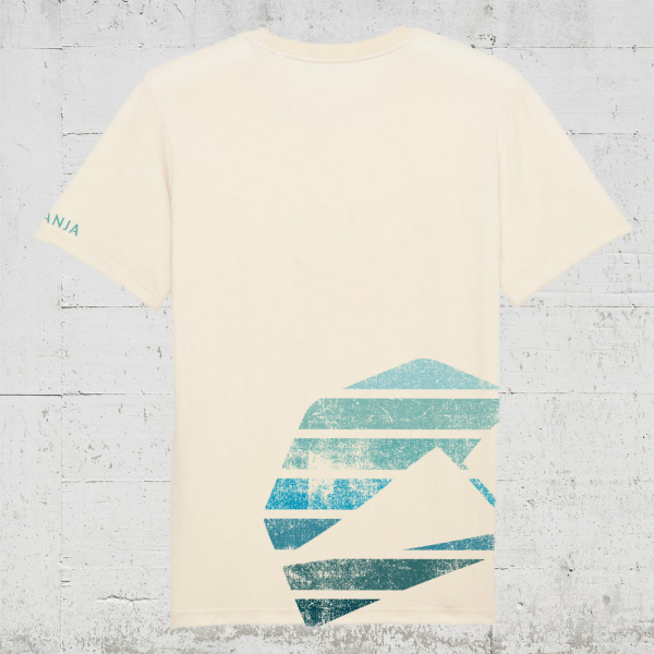 Kompanja Logo Stripes back | T-Shirt Men