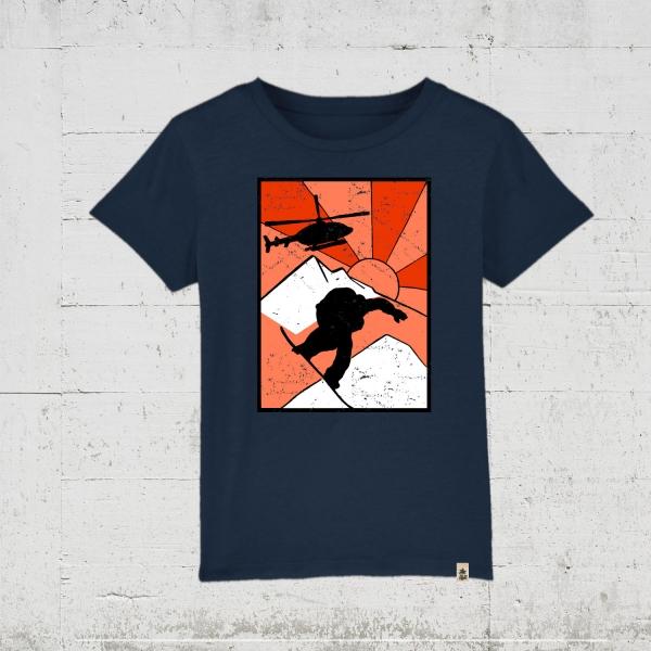 Heliboarder | T-Shirt Kids