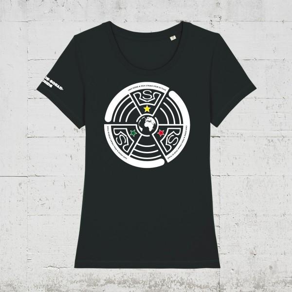 Radiation Squad Logo | HLP Artists T-Shirts Mädels