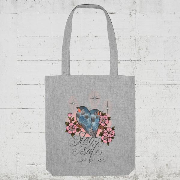 Stay safe | Tote Bag HLP Artists