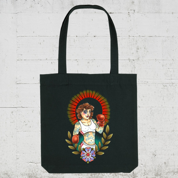 Knock Out | Tote Bag HLP Artists